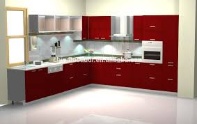 modular kitchen cabinets color bination cabinet designs