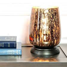 uplight lamps river of goods inch taupe mercury glass accent table lamp uplighter shades argos