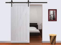 modern pocket door hardware. 6ft Dark Coffee Modern American Style Barn Wood Sliding Door Intended For Proportions 1088 X 816 Pocket Hardware