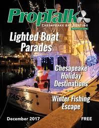 Proptalk Magazine December 2017 By Spinsheet Publishing