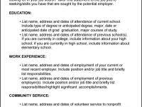 example of best resume resume highlights examples best example cover letter for resume