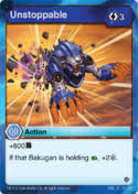 With 30 cards in your back pocket, you can customize your deck and face off against your friends for battle brawlin' action! Bakugan Resurgence The Bakugan Wiki