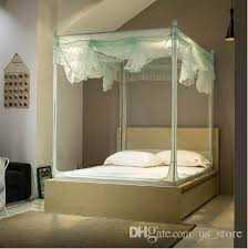 U Anti Mosquito Cloth Court Mosquito Net For Double Bed Queen Size ...