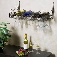 furniture wall mount wine glass rack new tro bottle wall mounted wine rack vertical plans