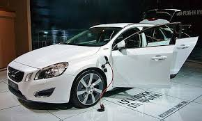 new car launches of 2013Green Energy Holding Volvos New PlugIn Hybrid Is a GameChanger