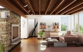 awesome wooden false ceiling designs for living room interior with beige sofa set