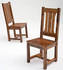rustic dinette chair barnwood seating antique wood chairs craftsman style dining chairs