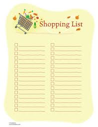 shopping list by department shopping list of love chapel of grace bradford rccg church in
