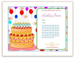 Birthday Cards Templates Word Birthday Card Template Word Gangcraftnet Gangcraft Net Sampleresume