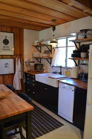 my log cabin kitchen renovation