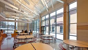 High school cafeteria Atascocita Elmira High School Cafeteria Welliver Elmira City School District High School Renovations Welliver
