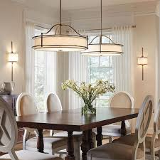 rustic dining room lighting elegant black drum shade pendant lamp cylinder colorful paper pendant lamp contemporary brown flower pattern base dining chair