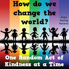 Random Acts Of Kindness Quotes Amazing 48 Quotes About Kindness Free Classroom Posters And Graphics For