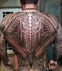 Il Tatuaggio Maori Dove Farlo