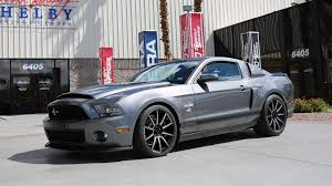 2007 - 2014 Ford Shelby GT500 Super Snake Signature Edition By ...