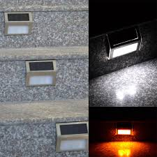 solar stair lights picture