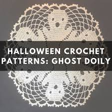 Crochet Halloween Patterns Custom Decoration