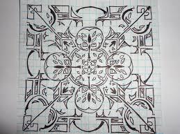 17 Graph Paper Art Designs Images Cool Graph Paper Art