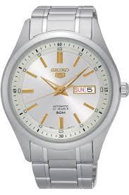Мужские механические наручные <b>часы</b> с автоподзаводом <b>Seiko</b> ...