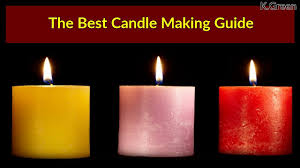 Candle Making Guide Pdf - Diy Candles At Home