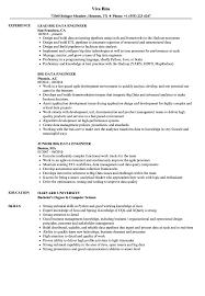 Big Data Sample Resume Big Data Engineer Resume Samples Velvet Jobs 12