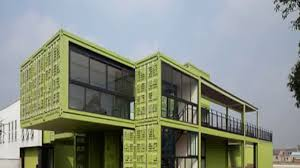 Shipping container office building Architectural Design Shipping Container Office Building American Trailer Storage Shipping Container Office Building Youtube