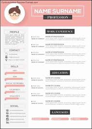 download free sample resume modern resume format fresh free modern resume templates download