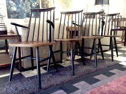 windsor chairs black restoration hardware painting and oak