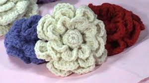 Free Crochet Flower Patterns Simple Free Pattern Crochet Flower