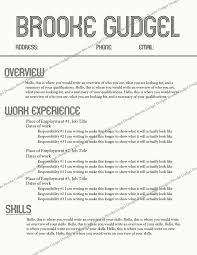Retro Resume, contact: brookegudgel@gmail.com #rush #sorority #resume