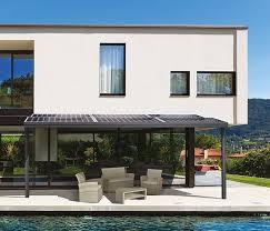 ombrière photovoltaïque 18 m² panneau solaire en terre edf enr