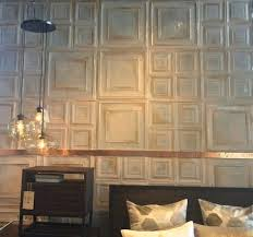 decorating with vintage tin ceiling tiles wall home design ideas unique tin wall decor