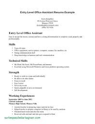 Entry Level Resume For High School Students Luxury Of Sample Resume