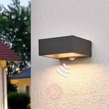 modern outdoor wall lighting fresh best led lights with motion sensor pir uk exterior