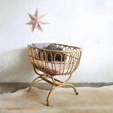 The Rattan Collective natural rattan baby bassinets | Mum's Grapevine