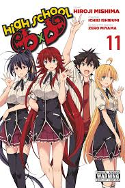 Highschool Dxd Light Novel 11 High School Dxd Vol 11 Ebook By Hiroji Mishima Rakuten Kobo