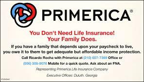 Primerica Life Insurance Quote