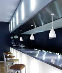 tulip pendant light overlapped pieces shiny black or shiny white tap to expand