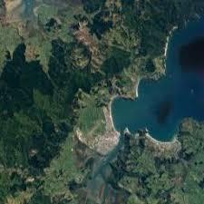 whitianga map new zealand google satellite maps Whitianga Map New Zealand detailed map of whitianga and near places whitianga new zealand map