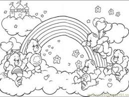Small Picture Free care bear coloring pages care bears 56 coloring page free the