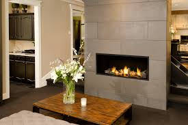 linear gas fireplace. Linear Gas Fireplace M