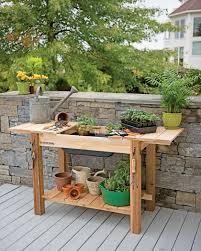 Potting Bench Plans Neoteric Design Inspiration Garden Potting Table Fresh 10 Potting