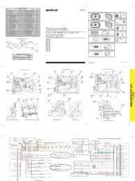 cat 6nz coolant level sender wiring diagram cat discover your diagrama electrico caterpillar 3406e c10 c12 c15 c162