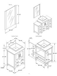 Kitchen Cabinet Height Standard Typical Kitchen Cabinet Height Buslineus