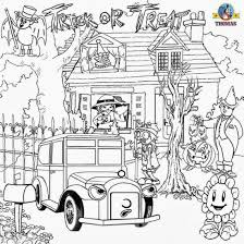Small Picture Free Halloween Coloring Pages Printable Pictures To Color For Kids