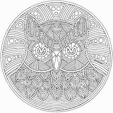 Small Picture Free Mandala Coloring Pages Gallery One Advanced Mandala Coloring