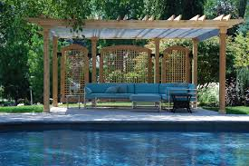pool shade ideas ways to cover your swimming pool outdoor shade structures diy outdoor shade structures