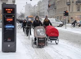 """Результат пошуку зображень за запитом """"bike winter copenhagen"""""""