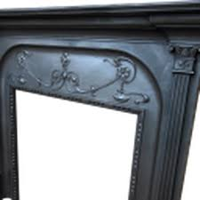 original victorian cast iron fireplace surround victorian cast iron fireplace