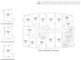 floor plan of the office. The-Gateway-Cambodia-office-tower-floor-plan-from- Floor Plan Of The Office